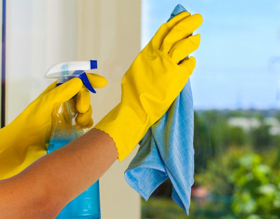 schoonmaken en schoonmaken